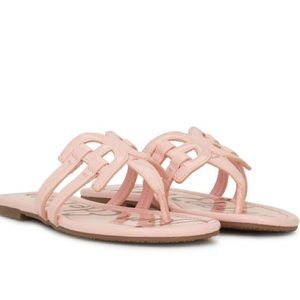 NWT Sam Edelman Cara Strappy Thong Sandal 8.5